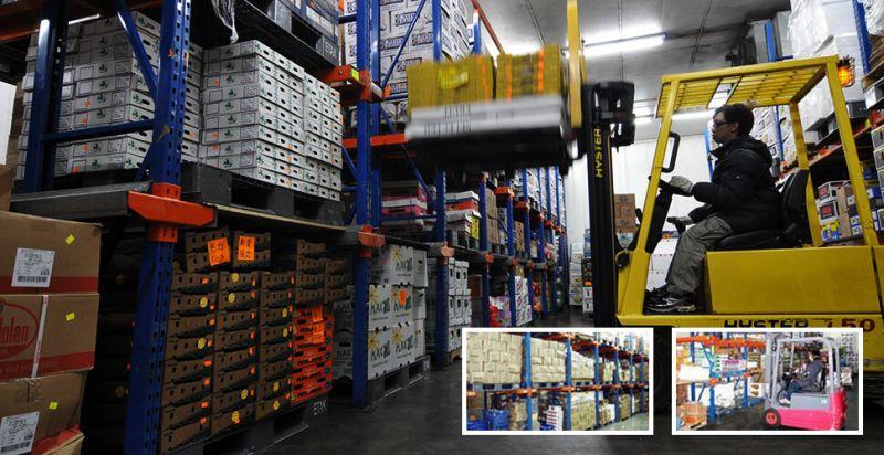 Logistics | ETAK International Ltd