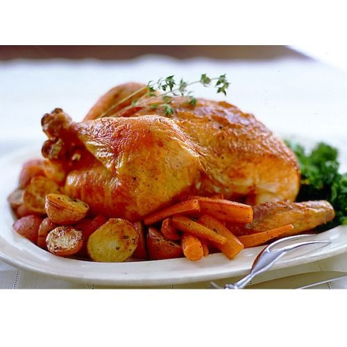 Free Range Organic Chicken