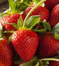 Long Stem Strawberries