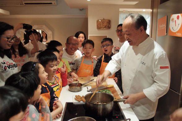FoodLink Surplus Food Cooking Class