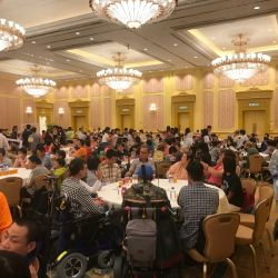 15th International Chefs Day Charity Lunch at Hong Kong Disneyland Hotel