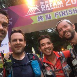 Oxfam Trailwalker 2018
