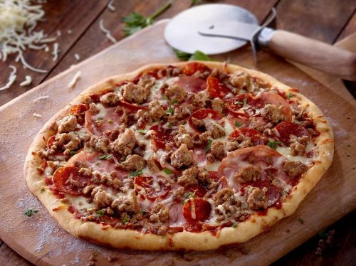 Authentic Pizza Toppings
