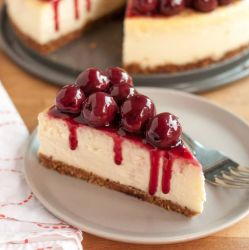 Have your Cheesecake and Eat it too